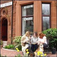 Ferintosh Guest House Dumfries Scotland